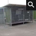 Kennel inrichting